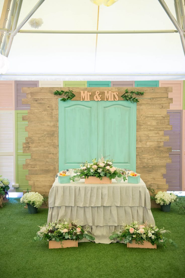 wedding sweetheart table, sweetheart table decor,  wedding ceremony, свадьба, оформление свадьбы, место пары