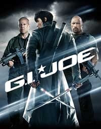 Science Fiction Movie Posters- GI Joe