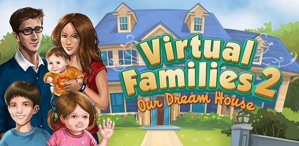 Who knew that people lived inside your computer?  Adopt one of the teeny, tiny people who need your help in Virtual Families 2: Our Dream House.  #Games #WildTangent #Fun #Simulation