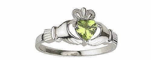 How to wear your Claddagh ring