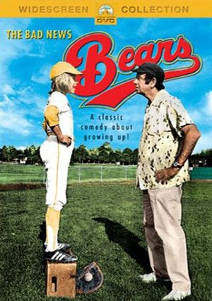 The Bad News Bears - My first rated PG movie I went to without my parents.