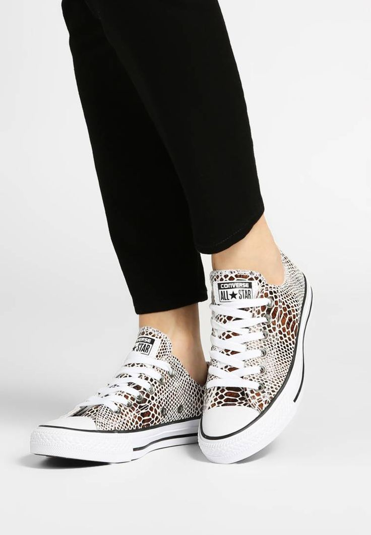 Converse Chuck Taylor All Star Fashion Snake Low Womens