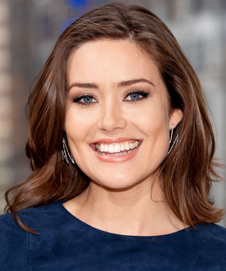 The Blacklist's Megan Boone Welcomes a Baby Girl—See the Cute Photos from InStyle.com
