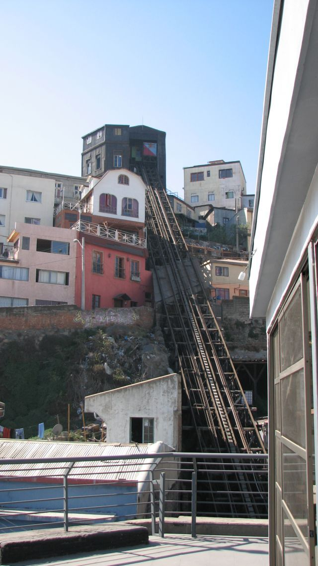 Ascensor Lecheros | Ascensores de Valparaíso