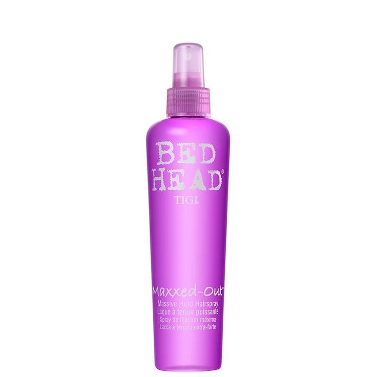 TIGI Bed Head Maxxed-Out Massive Hold Hairspray - Finalizador 236ml - Beleza na Web