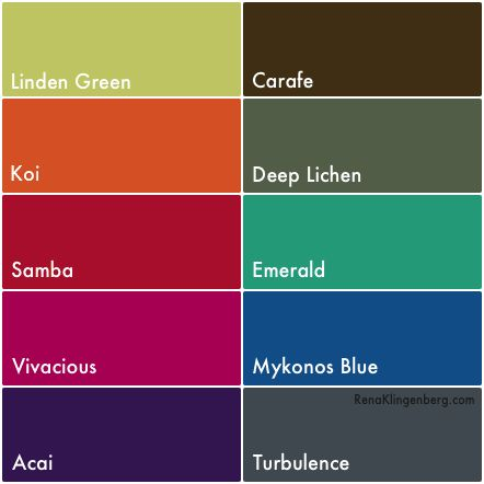 86 Best Colour - Pantone Images On Pinterest | Colors, Pantone