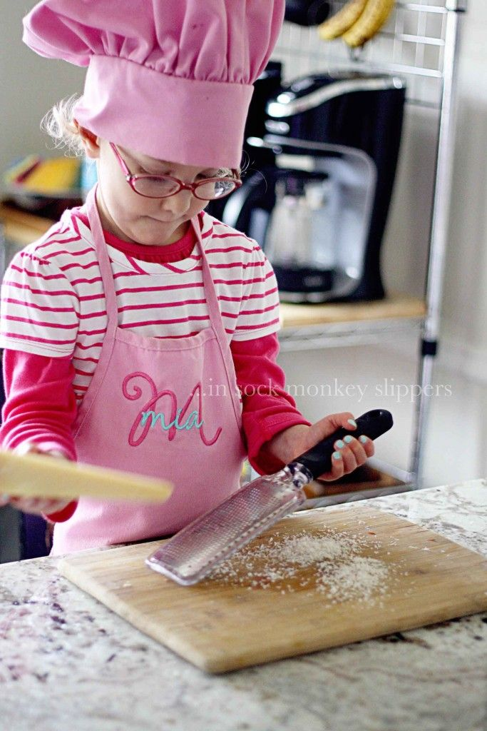 Teach a child to cook! Recipes for the little ones