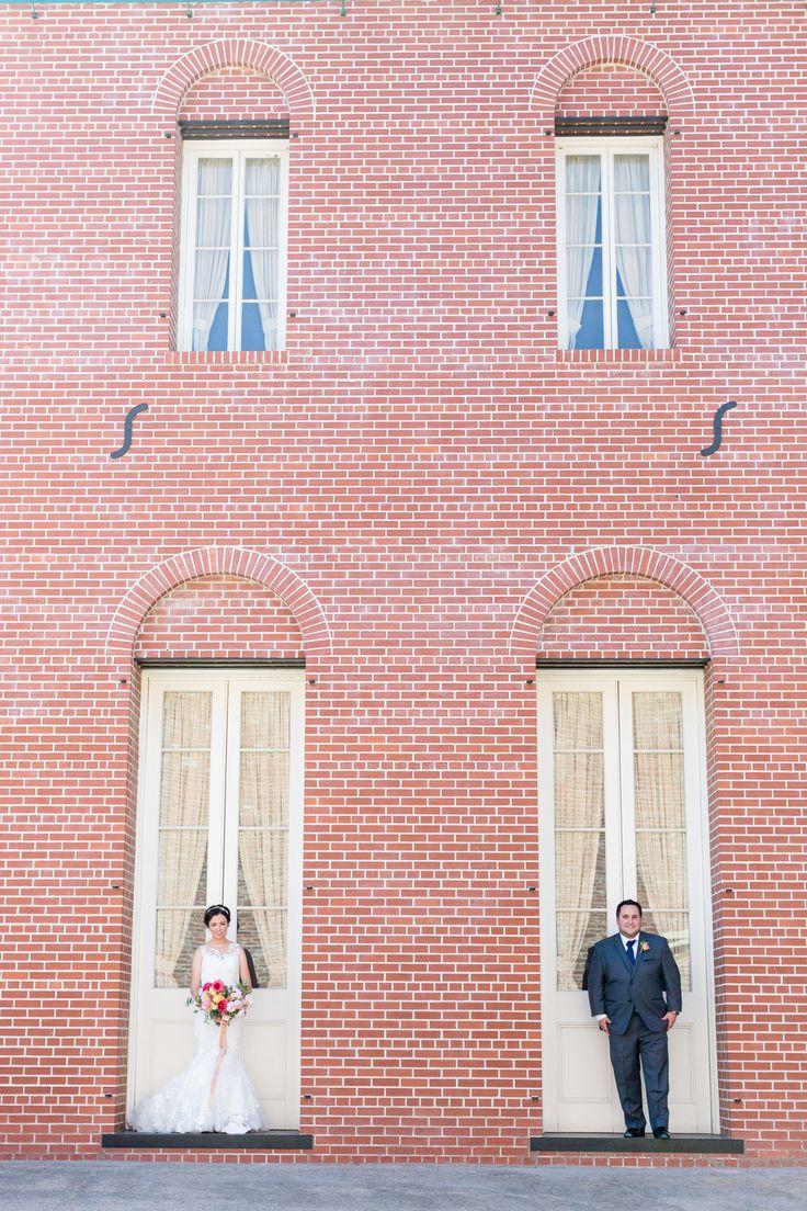 Firehouse Restaurant Wedding - Old Town Sacramento - Dan&Allie - Chico California Wedding Photography and Videography by Chico Photographer Videographer Couple TréCreative