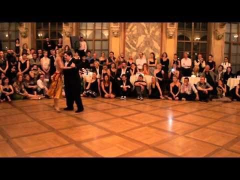 TANGOAMADEUS 2012, Alejandra Mantinan & Aoniken Quiroga, Part 2