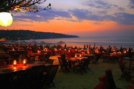 Jimbaran Bay, Bali  For so many reasons. someday one day...Bali.