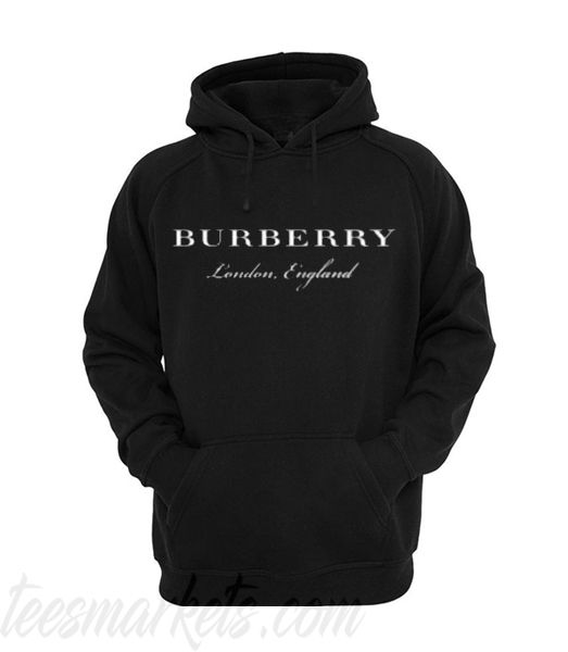 418b5e298f5 Burberry London England Hoodie in 2019