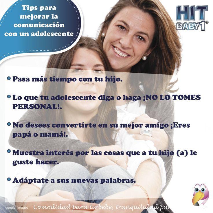 Mejorar la comunicación con tu hijo #adolescente #padres #madres #adolescencia #comunicación