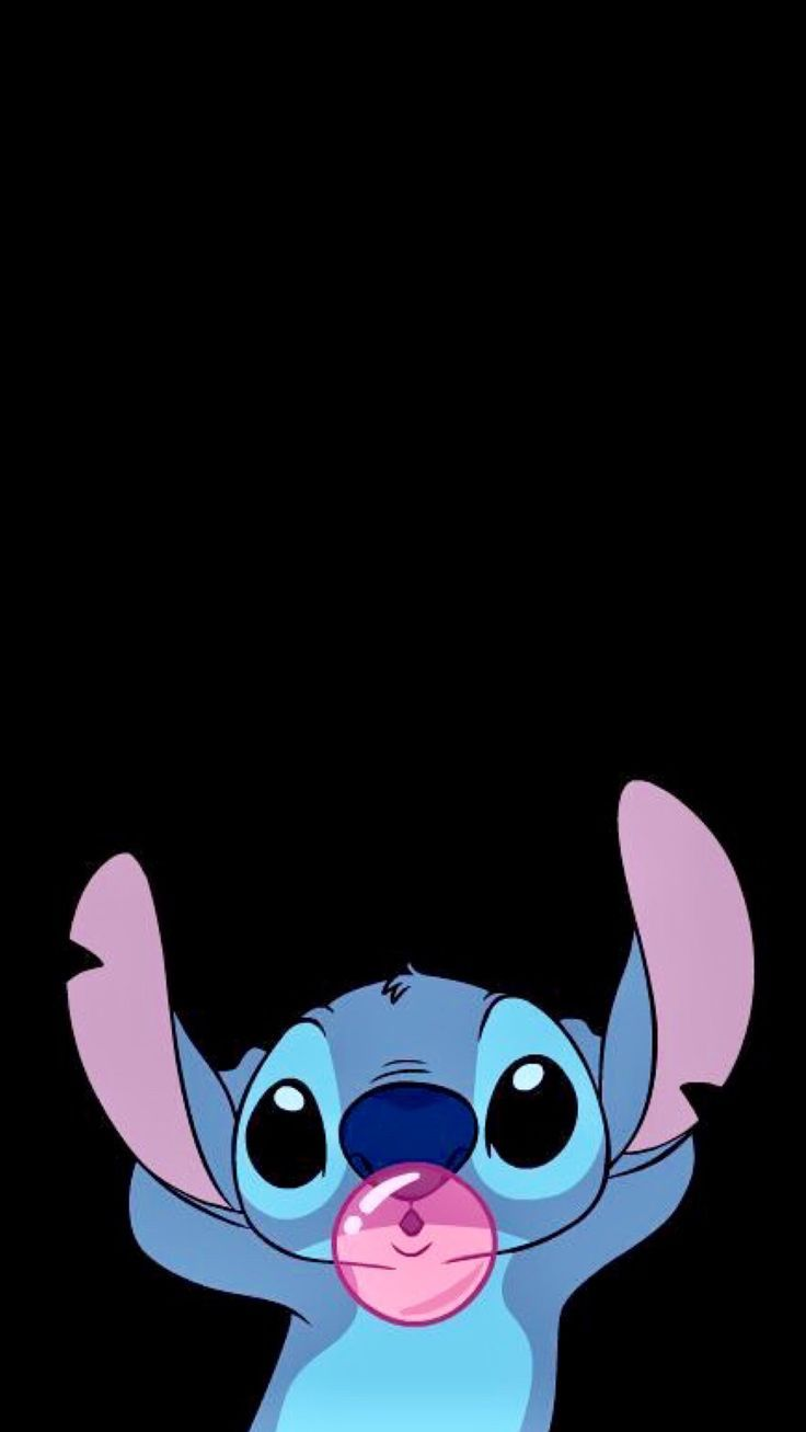 20+ Cute Wallpaper iPhone Disney Stitch for Your i…