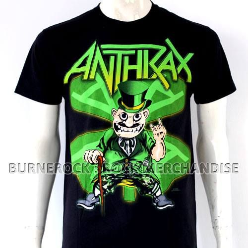 Anthrax: Whisky Leprechaun