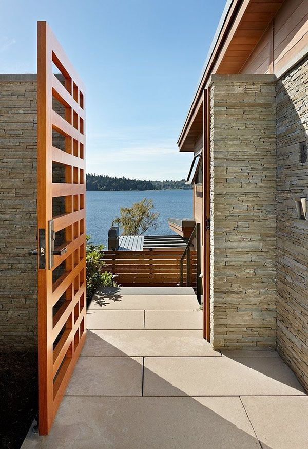 Best 25+ Modern Lake House Ideas On Pinterest | Modern Architecture, Home  Interiors And Total Recall