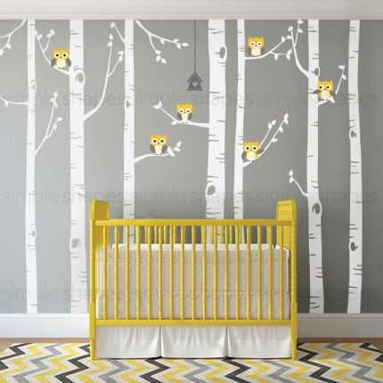 Best Owl Wall Decals Ideas On Pinterest Girl Owl Nursery - Wall decals nursery girl