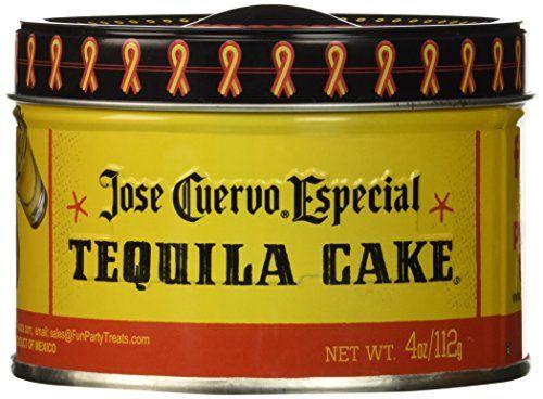 Great Jose Cuervo Tequila Cake, 4 Ounce, ,