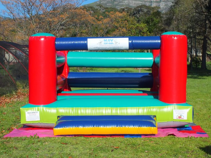 Jumping castle for hire. Hay For kids www.hayforkids.co.za