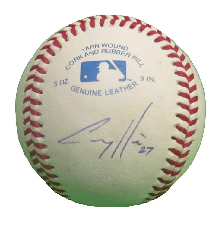 Corey Hart Autographed Rawlings ROLB1 Leather Baseball, Proof Photo. Corey Hart Signed Rawlings Baseball, Pittsburgh Pirates, Milwaukee Brewers,Seattle Mariners, Proof   This is a brand-new Corey Hartautographed Rawlings official league leather baseball.Coreysigned the baseball in blue ball point pen.Check out the photo of Coreysigning for us. ** Proof photo is included for free with purchase. Please click on images to enlarge. Please browse our websitefor additionalMLB…