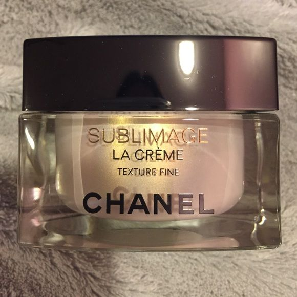 Chanel sublimage la creme texture fine Brand new sealed full size and authentic CHANEL Accessories