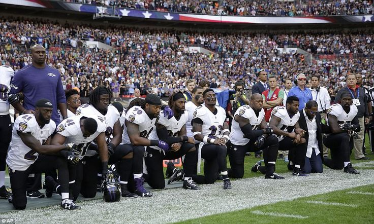 VIDEO=> NFL Kneeler Crybabies League Ratings Plunged by 10% in 2017 - Loses 1.6 Million Viewers Per Game Since Last Year