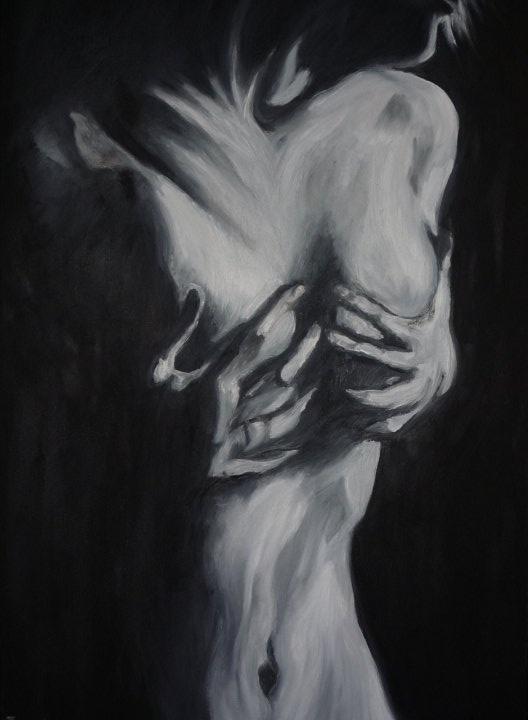 Venus  Oleo sobre lienzo