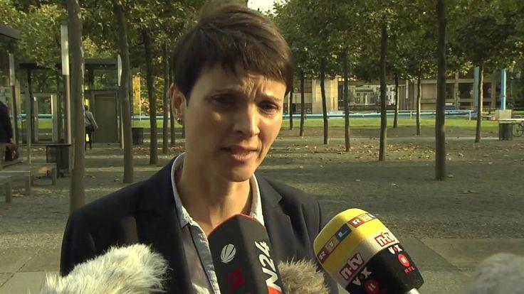 Raus aus der AfD: Frauke Petry spricht über ihre Ziele als Einzelabgeord...
