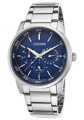 #SAVE 40% Off Citizen Men's Dress Multi-Function Stainless Steel Watch WAS:$375 NOW $224.99 http://goo.gl/NJI796