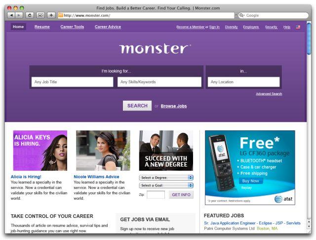 The 25+ best Monster job search ideas on Pinterest Resume tips - monster resume