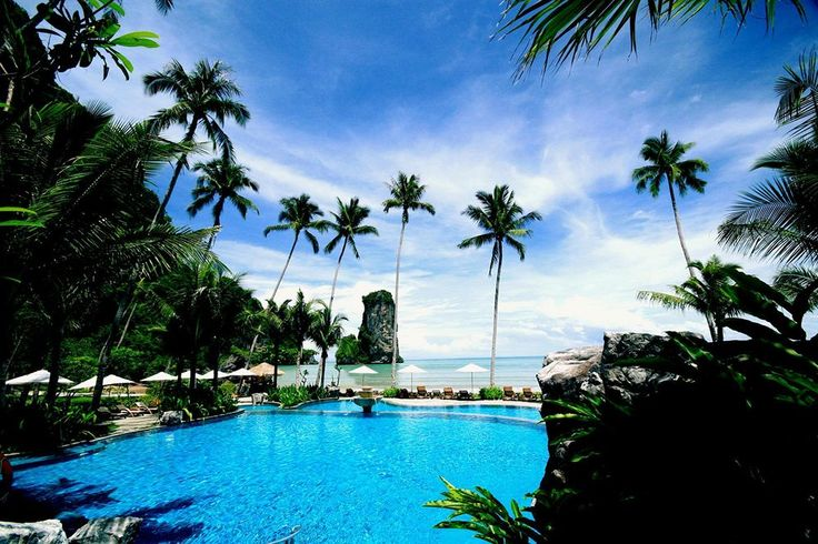 THIS IS THE ONE! Thailand….Centara Grand Beach Resort & Villas Krabi - Hotels.com - Hotel rooms with reviews. Discounts and Deals on 85,000 hotels worldwide