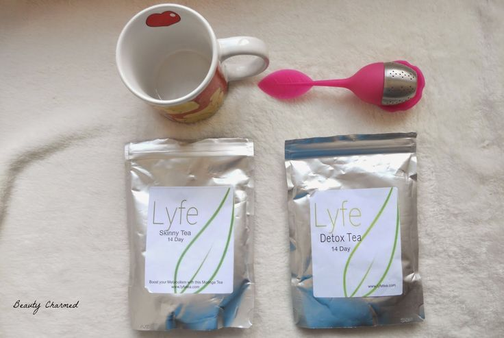 Beauty Charmed: Lyfe Tea Detox // Review e considerazioni