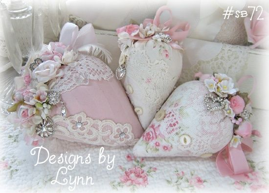 Like these ideas for strawberry pincushions.