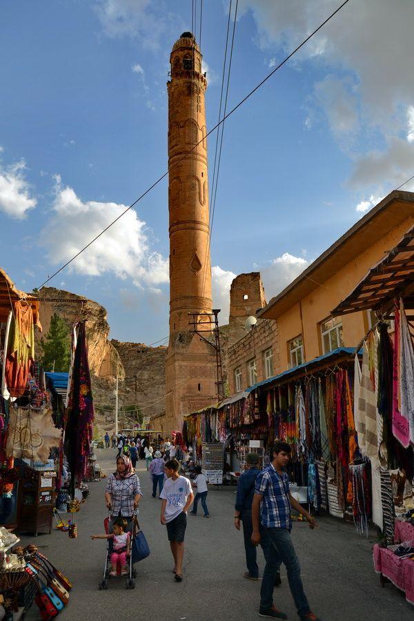 El Rızk Camisi.. / El Rızk Mosque.. Hasankeyf, Batman