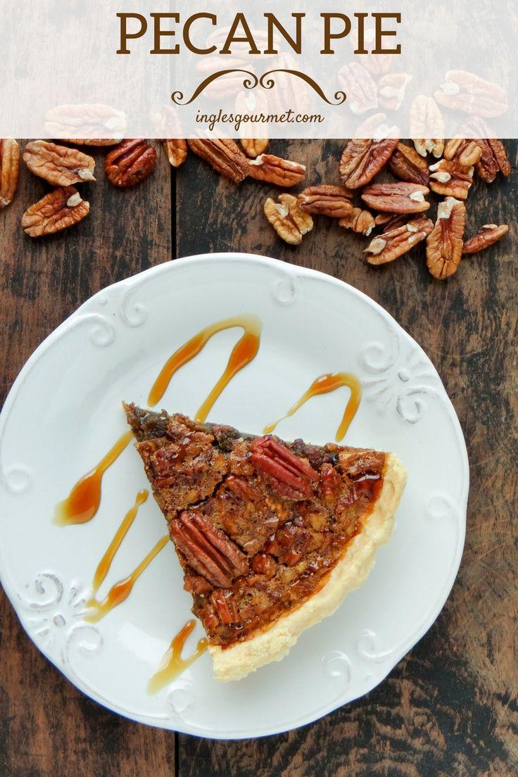 A Pecan Pie é uma torta de noz-pecã deliciosa e muito popular nos Estados Unidos, principalmente no outono. E é muitas vezes servida como sobremesa no jantar de Thanksgiving (Ação de Graças). E tr…