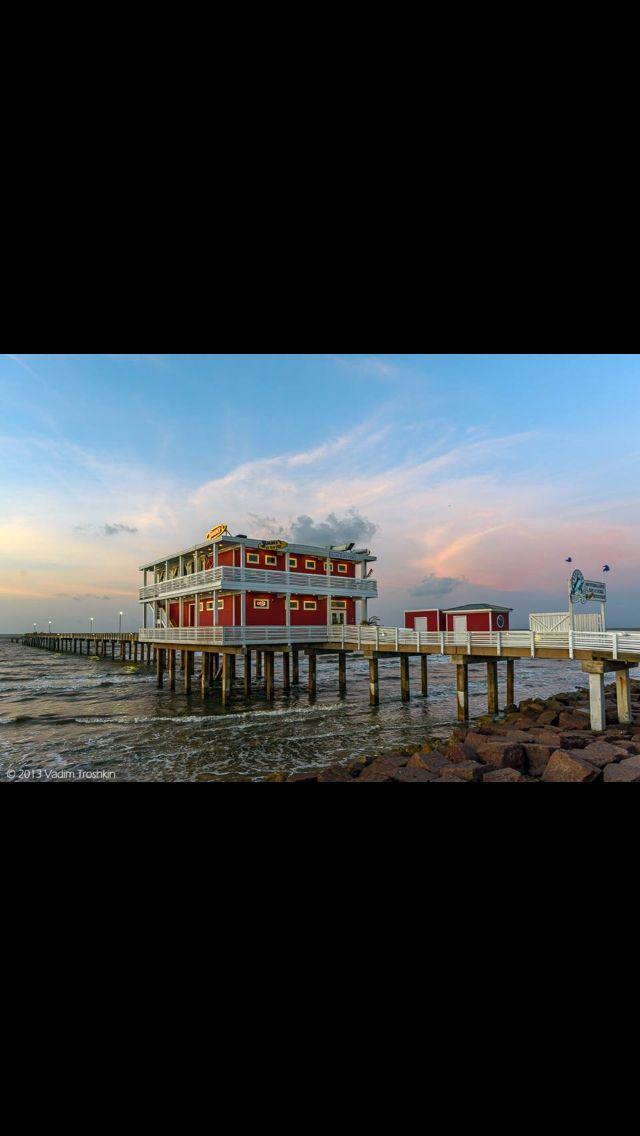 17 best images about galveston on pinterest house for Galveston fishing pier