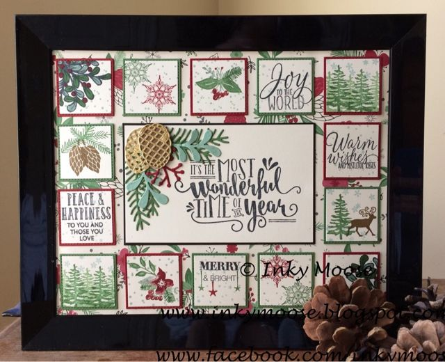 Maree Streeter - Paper Artist & Independant Stampin' Up! Demonstrator, Canada
