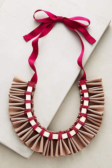 $148.00 Confection Collar - anthropologie.com