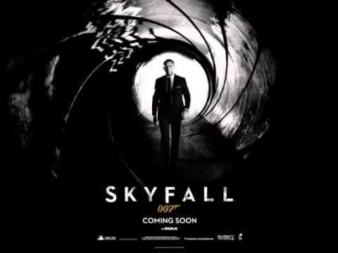 "Skyfall Song ""Boum"" by Charles Trenet"