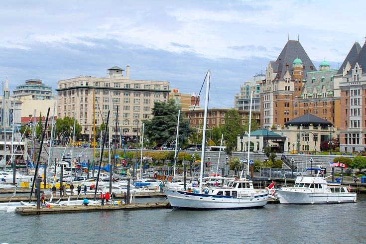 Flights from Phoenix, USA to Victoria, Canada from only $185 roundtrip