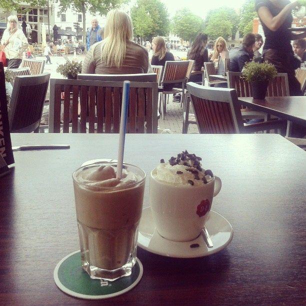 #drinks #terras #friends #deventer #city #fredendouwe