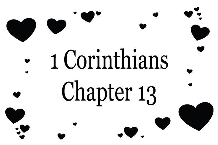 10 best 1 Corinthians 13 Lesson ideas images on Pinterest