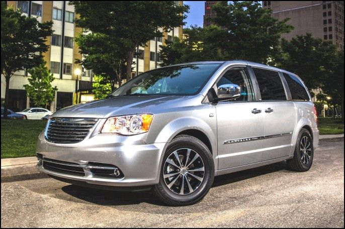 Best Tires for Chrysler town and Country