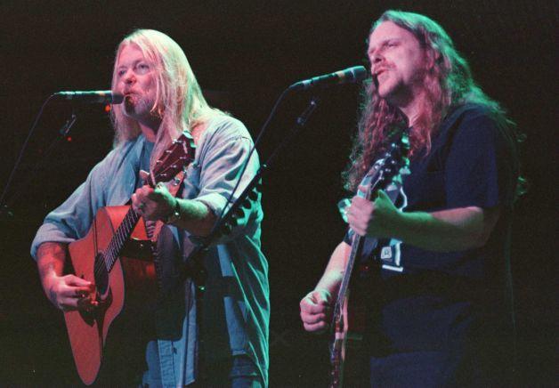 Gov't Mule [11-20-1998] W/ Gregg Allman, Oakley Krieger Band – Fillmore, San Francisco, CA »
