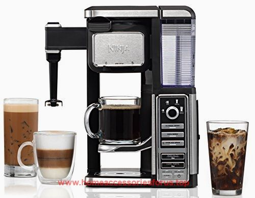 Ninja Coffee Bar Single-Serve System with XL Ninja Hot & Cold 22 oz. Multi-Serve Tumbler and Recipe Book (CF112)  BUY NOW     $127.13    The next-generation Ninja Coffee bar is a single serve Coffee system-complete with a variety of brew types and sizes you can' ..  http://www.homeaccessoriesforus.top/2017/03/11/ninja-coffee-bar-single-serve-system-with-xl-ninja-hot-cold-22-oz-multi-serve-tumbler-and-recipe-book-cf112/