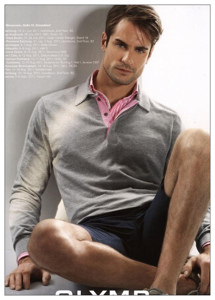 CoverMen Mag: Antonio Lujak, male model - Photos