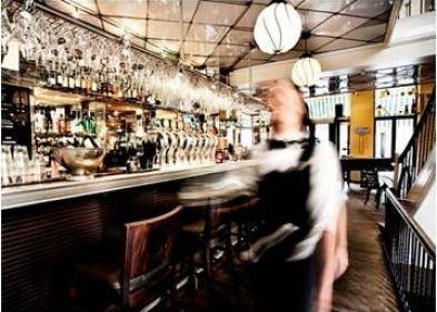 Cafe Sommersko. Copenhagen, Denmark. *a favorite place*