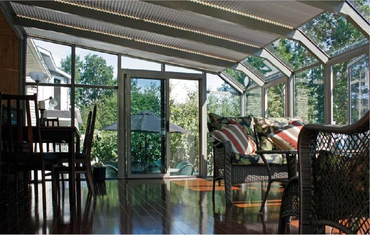 Sunblok Shades For Solariums And Sunrooms Solariums
