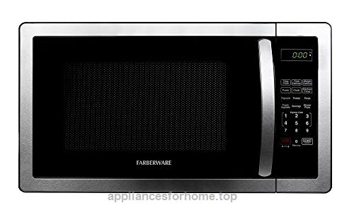 Farberware Classic FMO11AHTBKB 1.1 Cubic Foot 1000-Watt Microwave Oven, Stainless Steel  Check It Out Now     $99.99    The Farberware Classic Microwave delivers power, style and convenience with a sleek stainless steel design to complim ..  http://www.appliancesforhome.top/2017/03/15/farberware-classic-fmo11ahtbkb-1-1-cubic-foot-1000-watt-microwave-oven-stainless-steel/