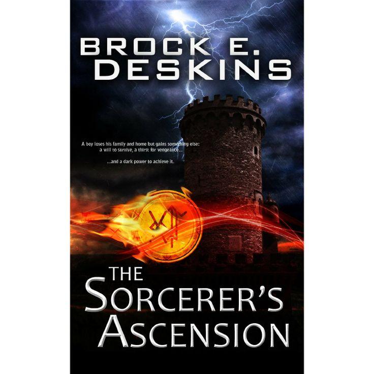 The Sorcerer's Ascension: Book 1 of The Sorcerer's Path eBook: Brock Deskins: Amazon.com.au: Kindle Store