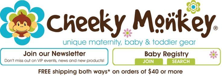 Cheeky Monkey Canada's Baby Store - - London, Ontario (2 ...